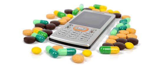 Text messaging medication adherence