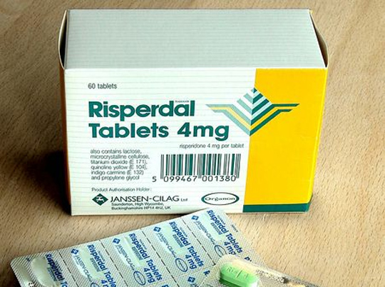 Johnson and Johnson - Risperdal
