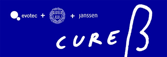 Janssen Evotec Harvard Curebeta diabetes