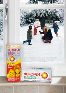 Nurofen Havas Worldwide campaign