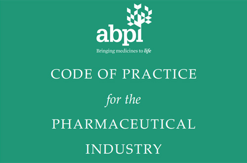 ABPI code of practice