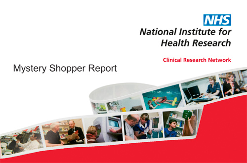 NIHR mystery shopper report