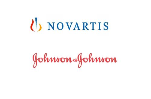 Novartis Johnson Johnson