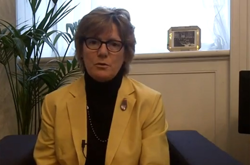 Dame Sally Davies, chief medicla officer