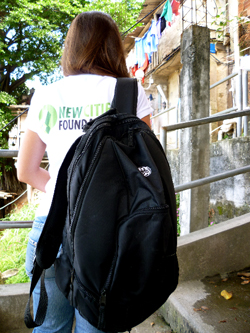 New Cities Foundation eHealth backpack