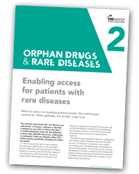 Early access and regulation in rare diseases