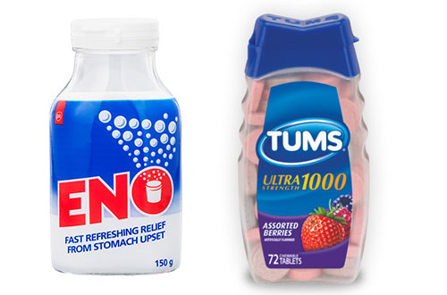 GSK: Eno and Tums