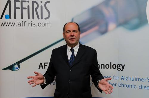 Affiris-founder-Frank Mattner CSO