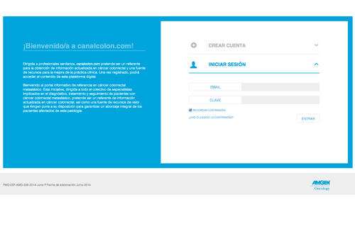 amgen canal colon website