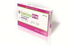 BMS Daklinza daclatasvir hepatitis C