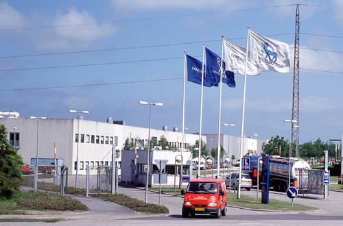 novo nordisk Kalundborg denmark