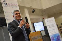 Sharing good diabetes practice in the NHS