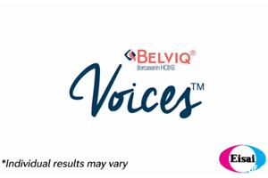 Eisai Belviq Voices lorcaserin obesity