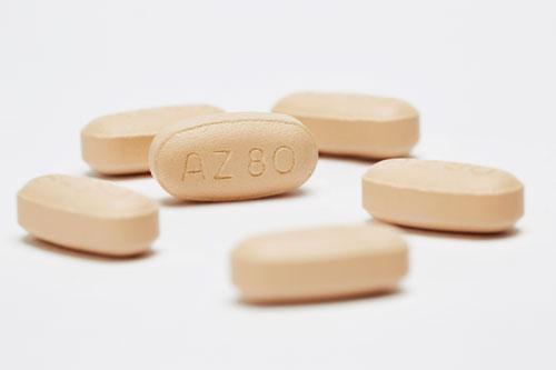 AstraZeneca Tagrisso pills