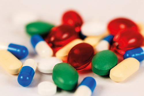 Falsified drugs