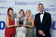 UK Sepsis Trust named Communiqué charity of the year