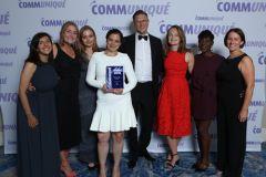 90TEN celebrates double win for HIV campaign at Communiqué 2018