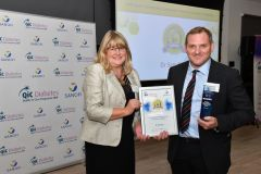 The best in the UK healthcare system celebrated at QiC Diabetes awards 2019