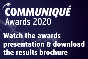 Communiqué Awards 2020