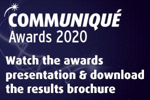 Communiqué Awards 2020