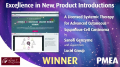 New Product Introductions winner