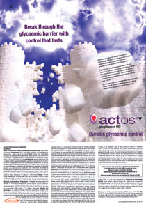 Actos advertisment