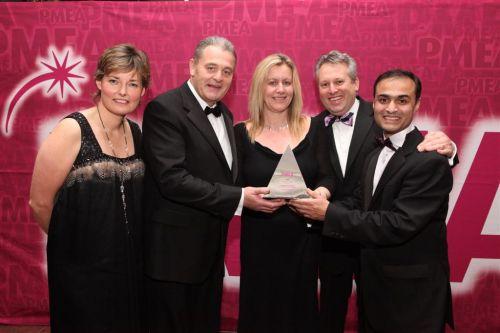 PMEA Winner - Patient Focus Award