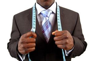 Measuring Suit