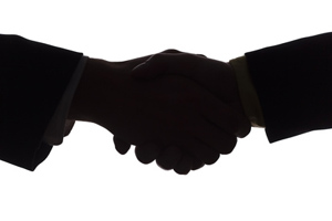 Pharma deal watch - handshake
