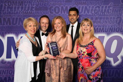 Award for Best Internal Communications