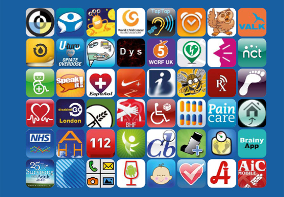 PatientView%u2019s European Directory of Health Apps 2012-2012