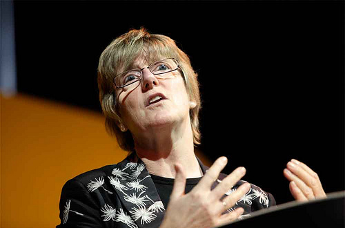 Professor Dame Sally Davies chief medical officer