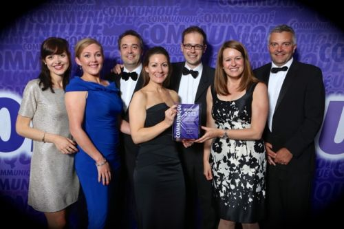The Ogilvy Healthworld Award for Excellence in Corporate Communications