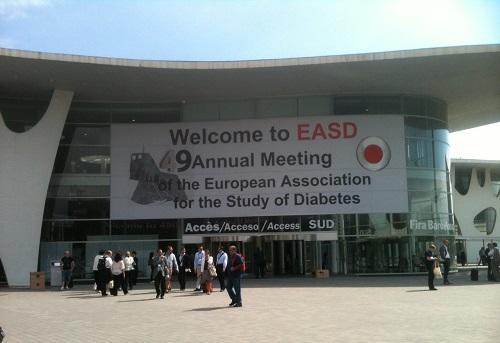EASD 2013 Barcelona