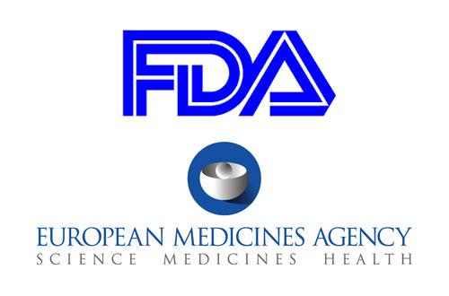 FDA EMA logo