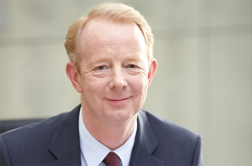Bayer chair Marijn Dekkers