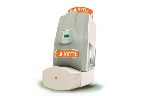 flutiform inhaler