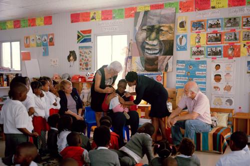 David Chancellor Nelson Mandela's Legacy for Children's Health