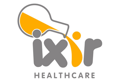 Ixir Healthcare Communications logo