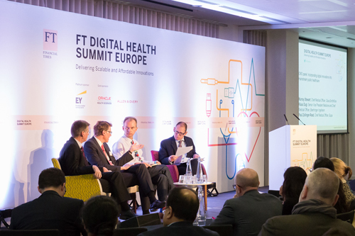FT digital conference