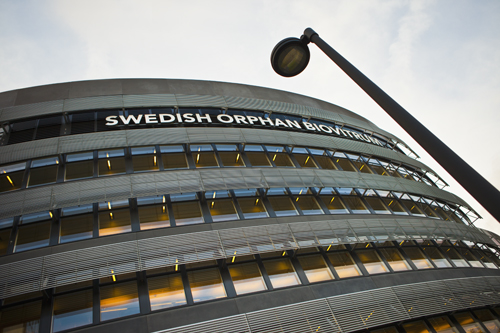 Swedish Orphan Biovitrum (Sobi)
