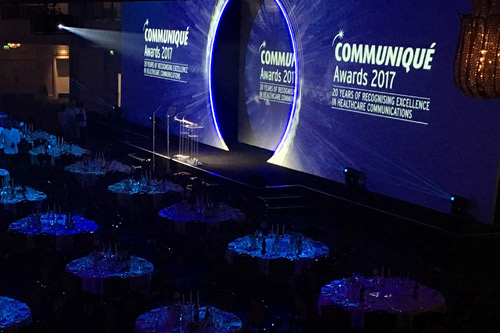 Communiqué Awards 2017 med comms medical communications