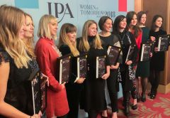 Caroline Benson wins IPA and Campaign Women of Tomorrow Award 2018