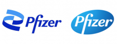 Pfizer introduces new logo in a 'shift from commerce to science'