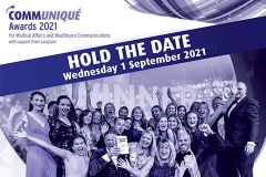New date announced for Communiqué Awards 2021!