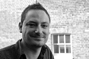 Justin Earl, creative director, Seven Stones
