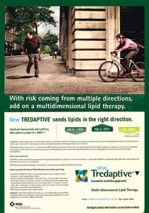 Tredaptive advertisement
