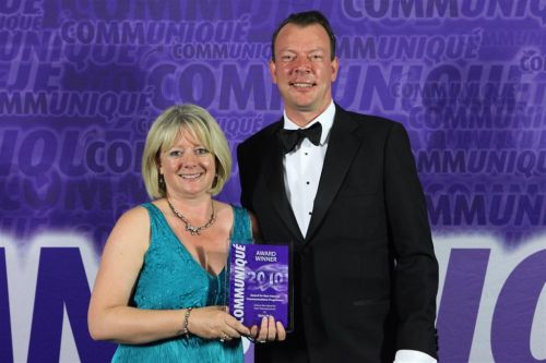Award for Best Internal Communications Programme