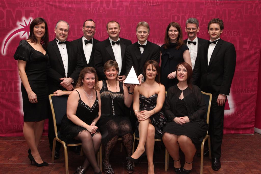 PMEA Winner - PMEA Company Of The Year (<£150m)