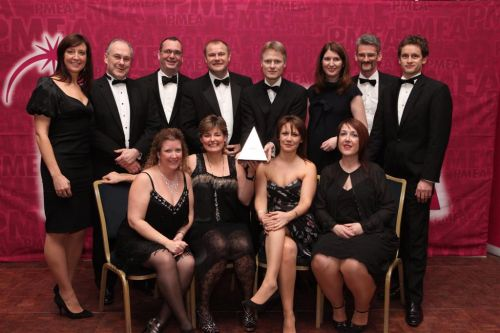 PMEA Winner - PMEA Company Of The Year (<£150m)